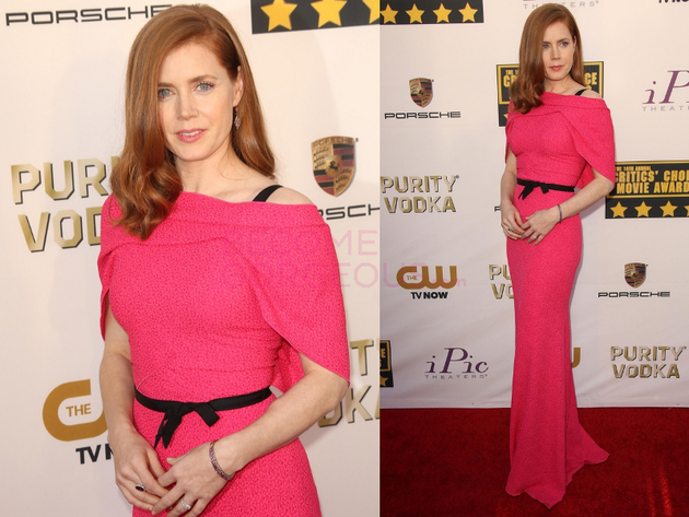 Amy Adams 2014 Critics Choice Awards