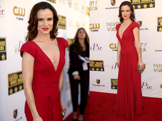 Juliette Lewis 2014 Critics Choice Awards