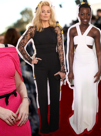 Critics Choice Awards 2014 Red Carpet Looks