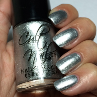 Cult Nails Lethal Nail Polish Swatch