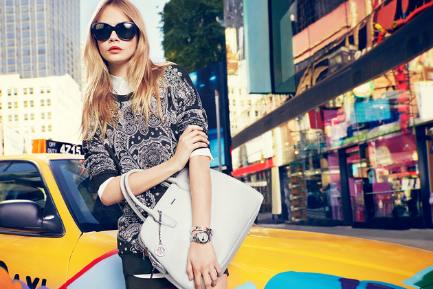 Dkny Spring 2014 Ad Campaign