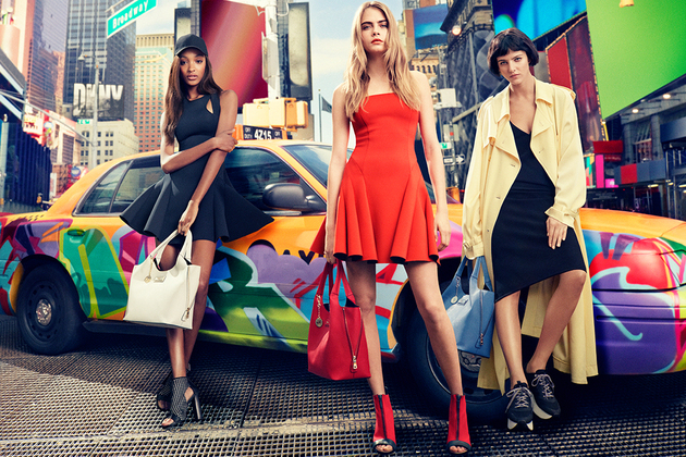 Dkny Summer 2014 Ad Campaign