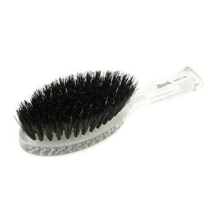 White Pure Bristle Brush In Ivory Colour