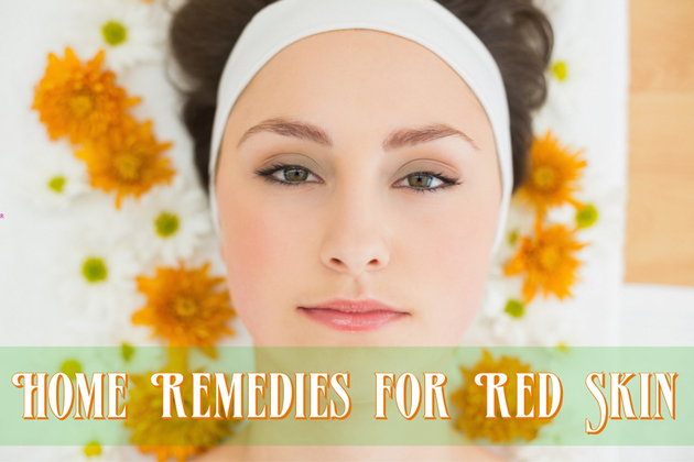 Effective Home Remedies for Face Redness