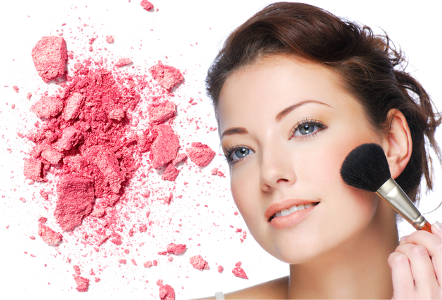 Rose Blush Application