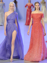 Elie Saab Couture Spring 2014 Collection
