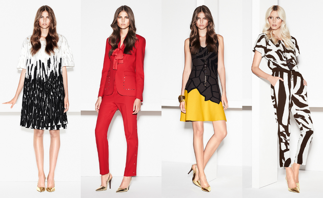 Escada Spring 2014 Collection Set (1)