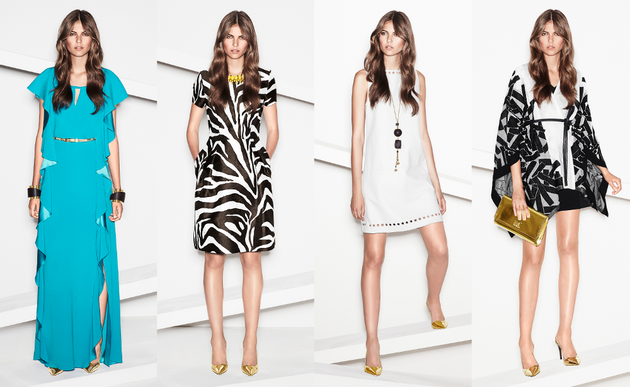 Escada Spring 2014 Collection Set (10)