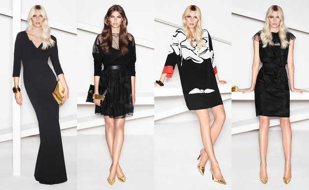 Escada Spring 2014 Collection Set (11)