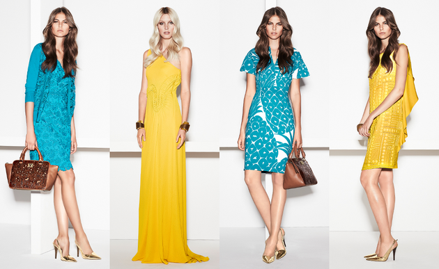 Escada Spring 2014 Collection Set (2)