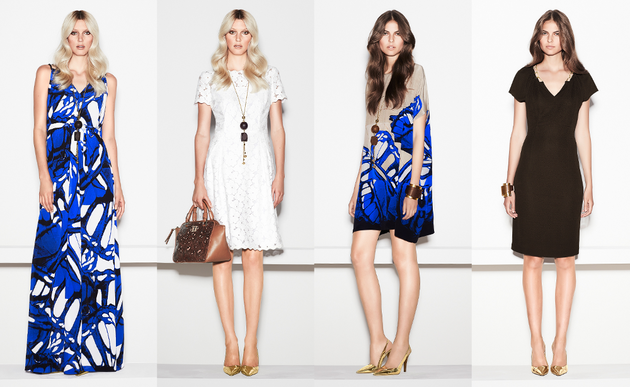 Escada Spring 2014 Collection Set (3)