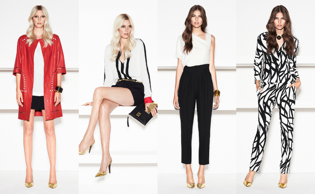 Escada Spring 2014 Collection Set (6)