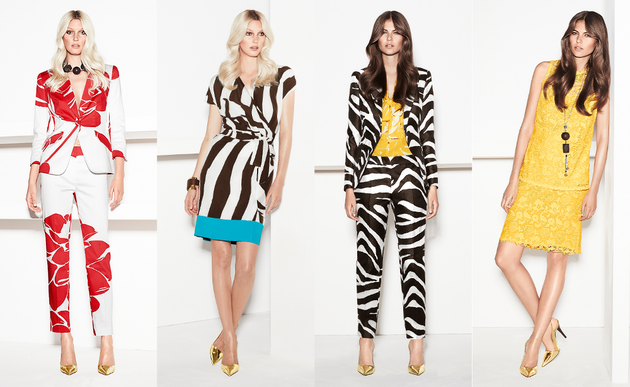 Escada Spring 2014 Collection Set (7)