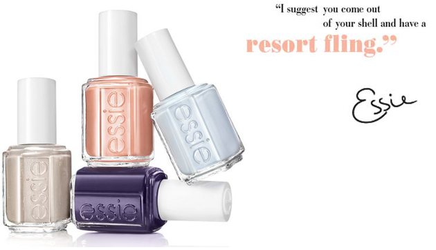 Essie Resort 2014 Nail Polish Collection