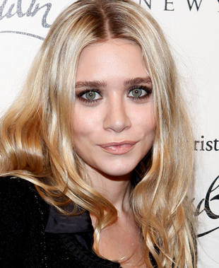 Ashley Olsen Round Eye Shape