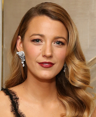Blake Lively Hooded Eye Shape