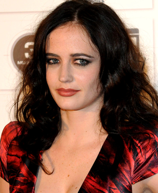 Eva Green Downturned Eye Shape