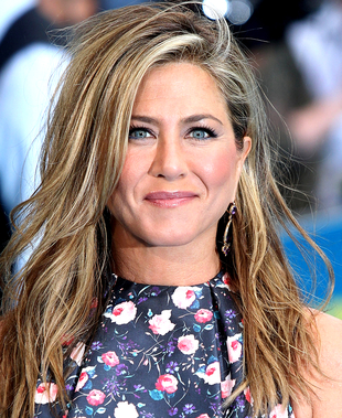 Jennifer Aniston Close Set Eyes