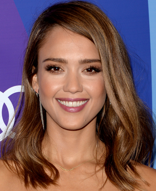 Jessica Alba Wide Set Eyes