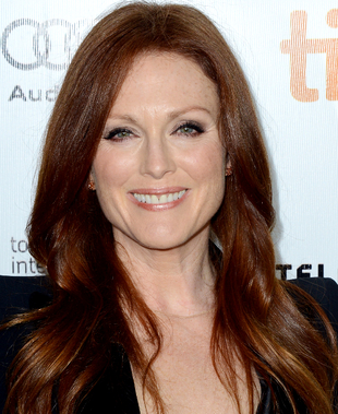 Julianne Moore Deep Set Eyes