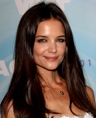 Katie Holmes Downturned Eye Shape