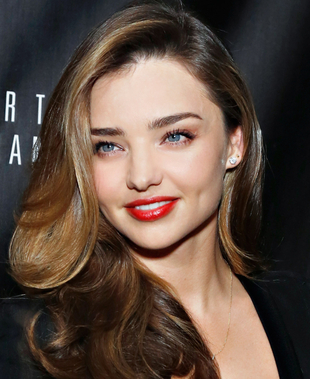 Miranda Kerr Wide Set Eyes
