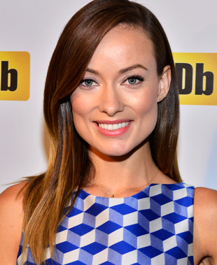 Olivia Wilde Almond Eye Shape
