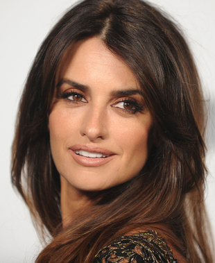 Penelope Cruz Round Eye Shape