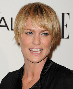 Robin Wright Hooded Eye Shape