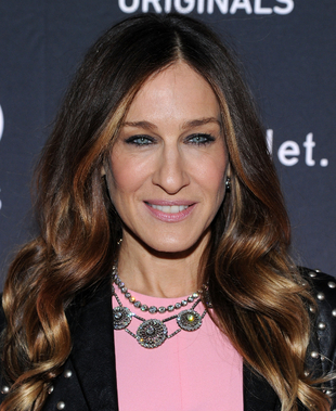 Sarah Jessica Parker Close Set Eyes
