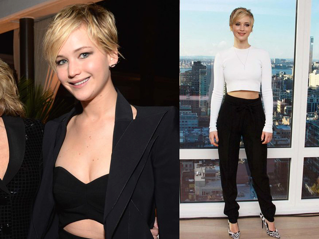 Jennifer Lawrence Fashion Icon