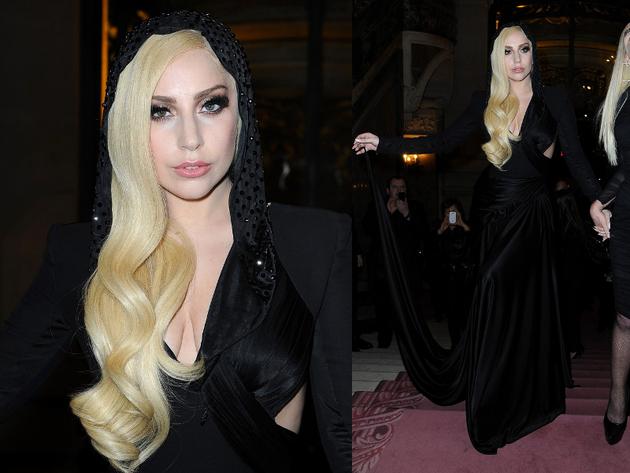 Lady Gaga Fashion Icon