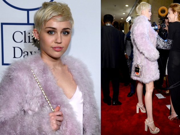 Miley Cyrus Fashion Icon