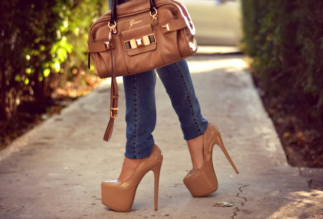 Shoes And Bag Overkill