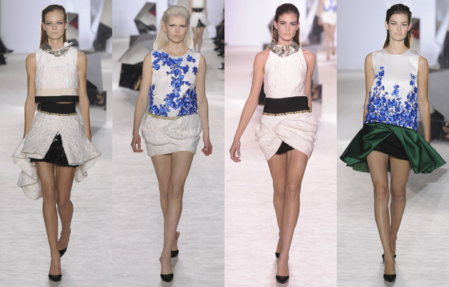 Giambattista Valli Spring 2014 Couture Designs