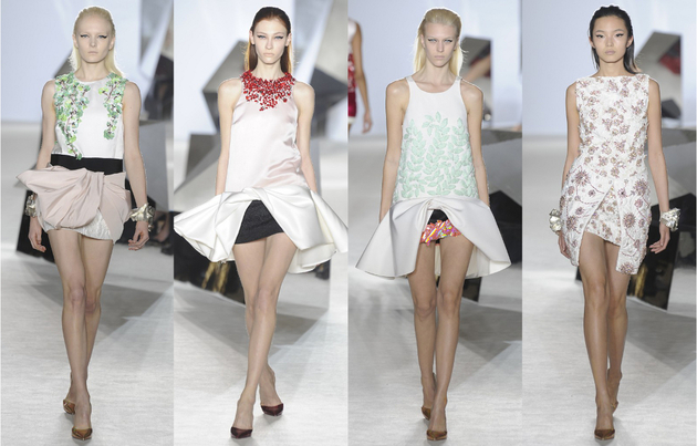 Giambattista Valli Spring Summer 2014 Couture