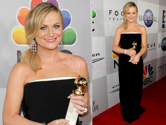 Amy Phoeler 2014 Golden Globes After Party
