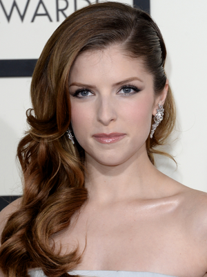 Anna Kendrick Grammy Awards 2014 Makeup