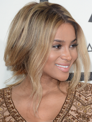 Ciara Grammy Awards 2014 Hair