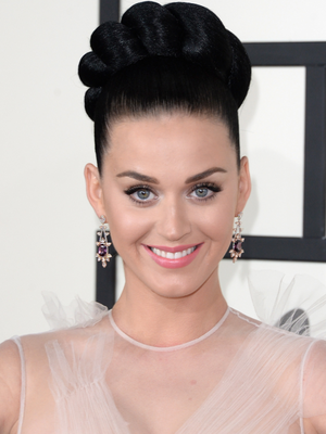 Katy Perry Grammy Awards 2014 Makeup