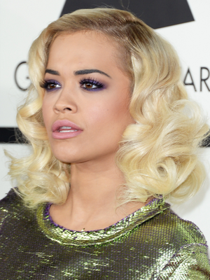 Rita Ora Grammy Awards 2014 Hair