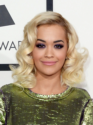 Rita Ora Grammy Awards 2014 Makeup