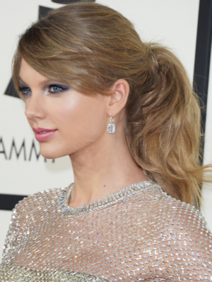 Taylor Swift Grammy Awards 2014 Hair