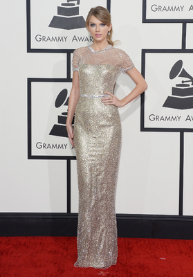 Taylor Swift Grammy Awards 2014 Dress