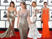 Grammy Awards 2014 Red Carpet Looks