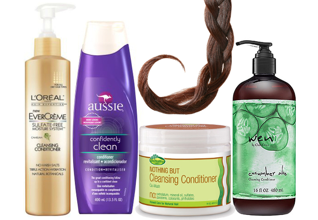 Great Cleansing Conditioners to Try at Home