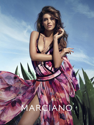 Guess By Marciano Ss 2014 Campaign