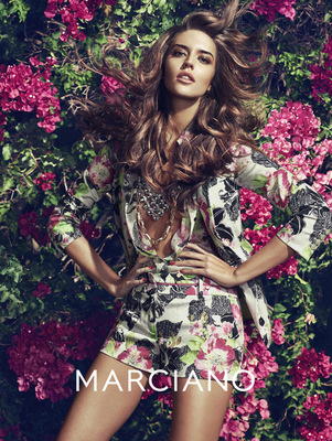 Guess By Marciano Spring 2014 Ad