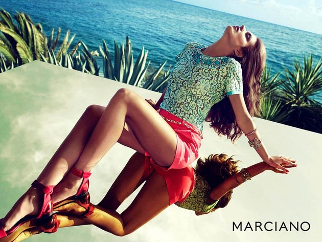 Guess By Marciano Spring 2014 Ad Campaign