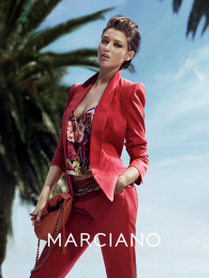 Guess By Marciano Summer 2014 Campaign